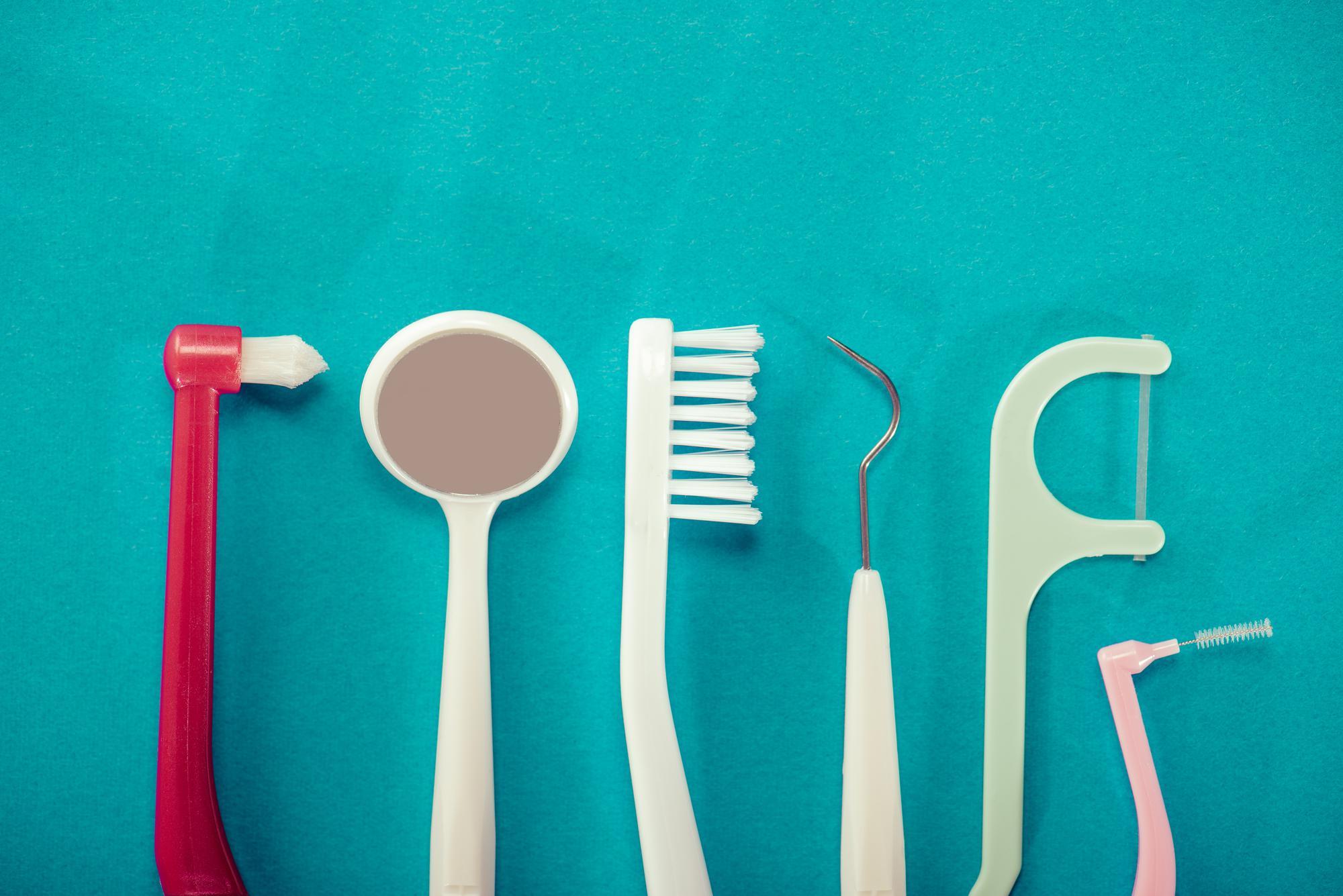 順番 歯磨き フロス