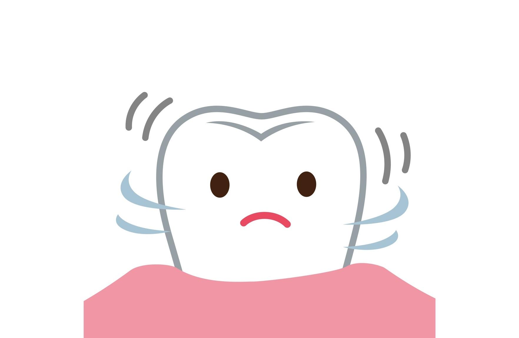 歯茎 うずく
