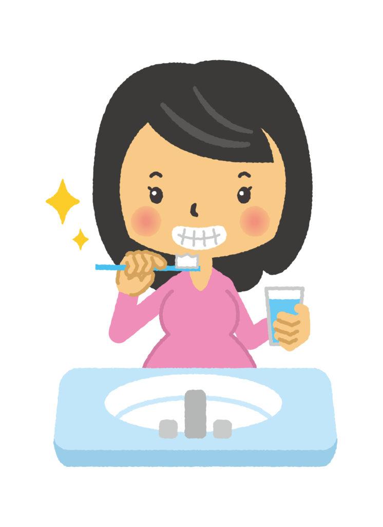 正しい歯のケアで再石灰化を促す