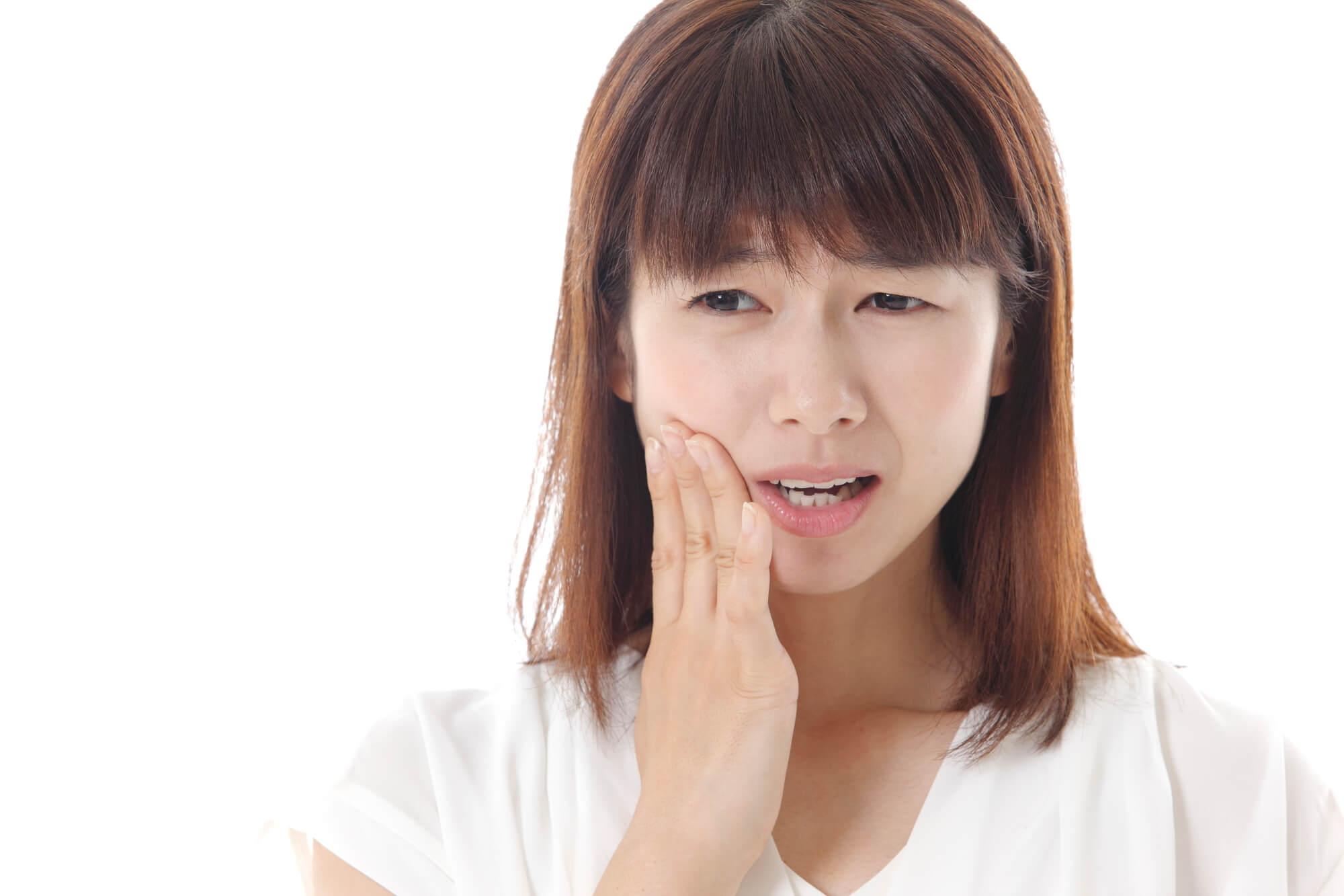 女性 歯痛