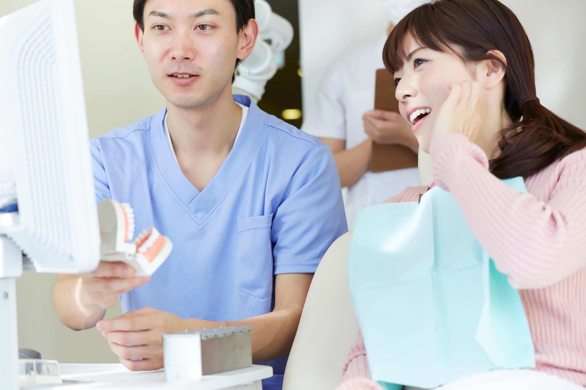 歯科医師 説明