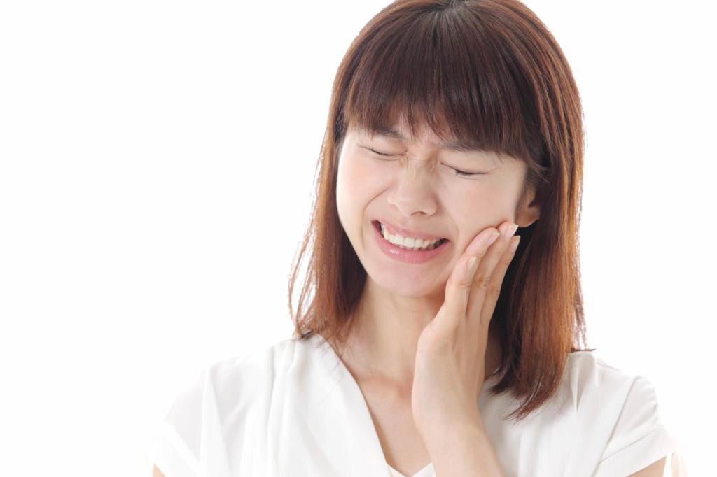 虫歯 治療後 痛い