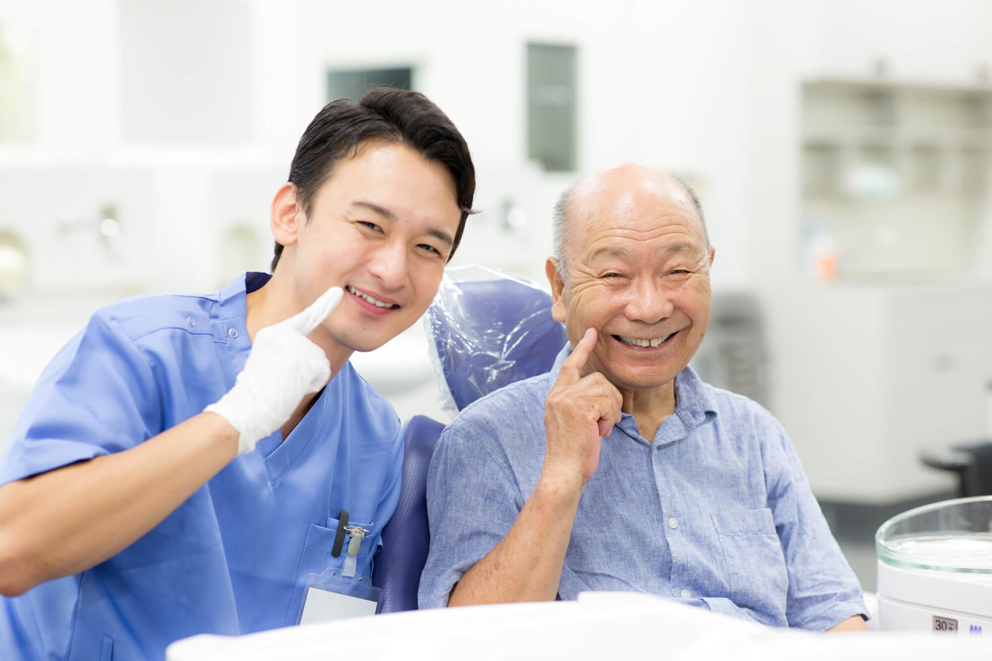 入れ歯 慣れる 方法