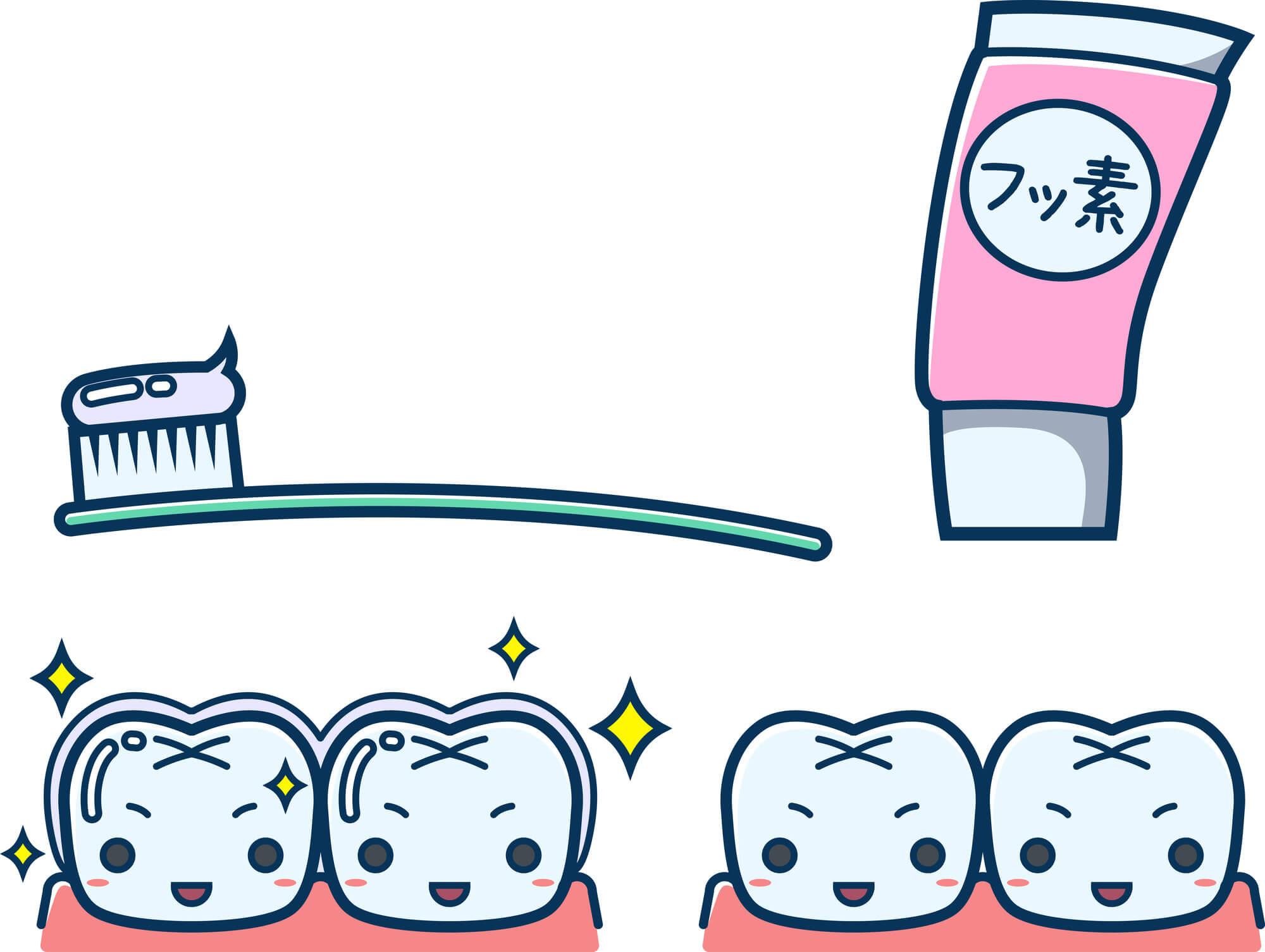 虫歯 原因