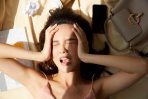 虫歯 原因 ストレス