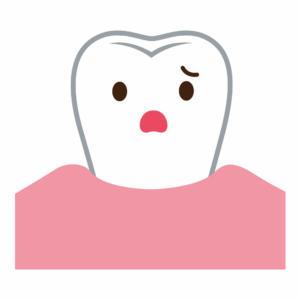 歯茎 下がる 原因
