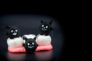 虫歯 黒い 理由