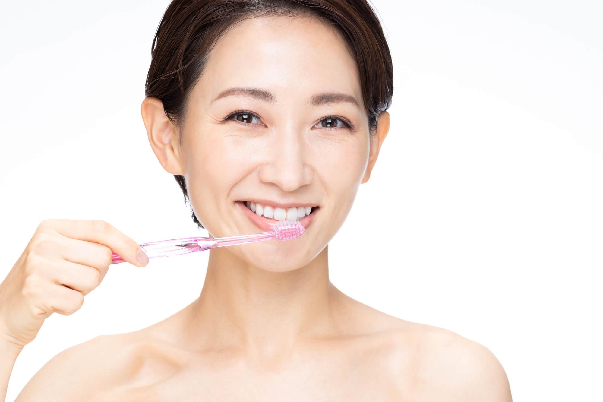歯ブラシ すぐ広がる